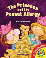 Princess and the Peanut Allergy, The (AV2 Fiction)