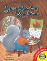 Squirrel's New Year's Resolution (AV2 Fiction)