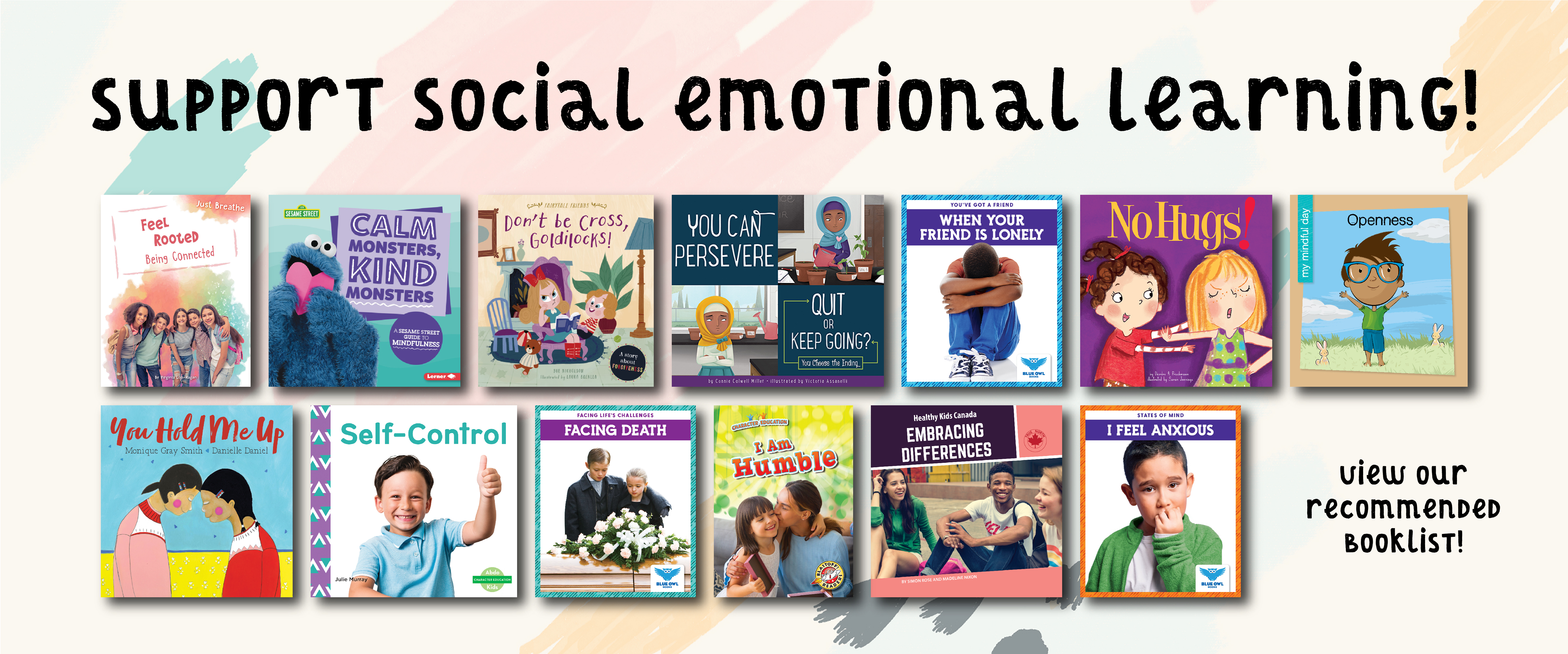 Social Emotional Learning Booklist